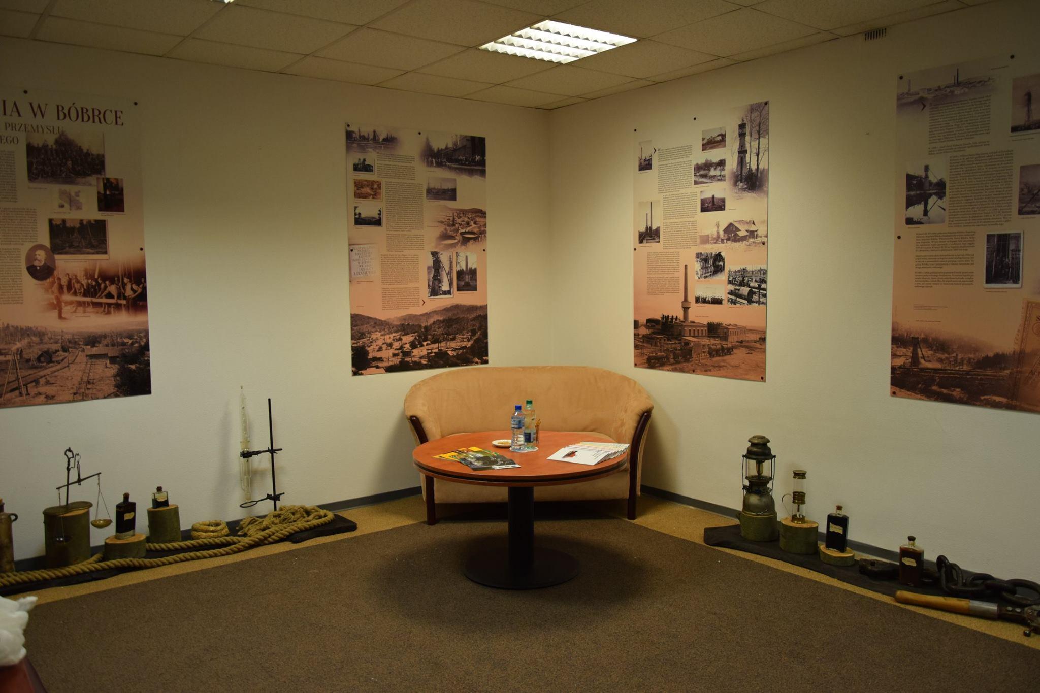 Wystawa w Ministerstwie Energii